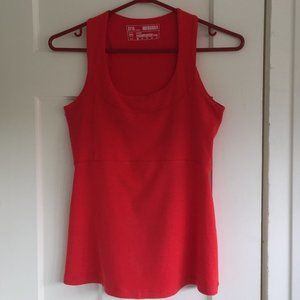 FIG Tank Women's Small Red
